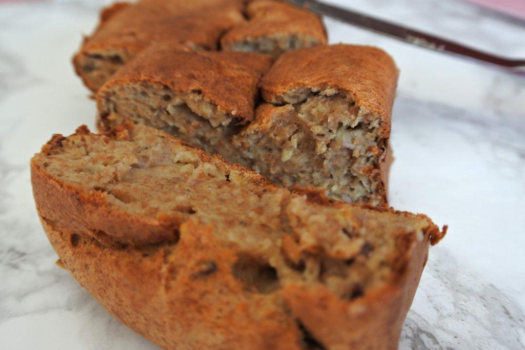 Evi Driesen kookt: bananenbrood