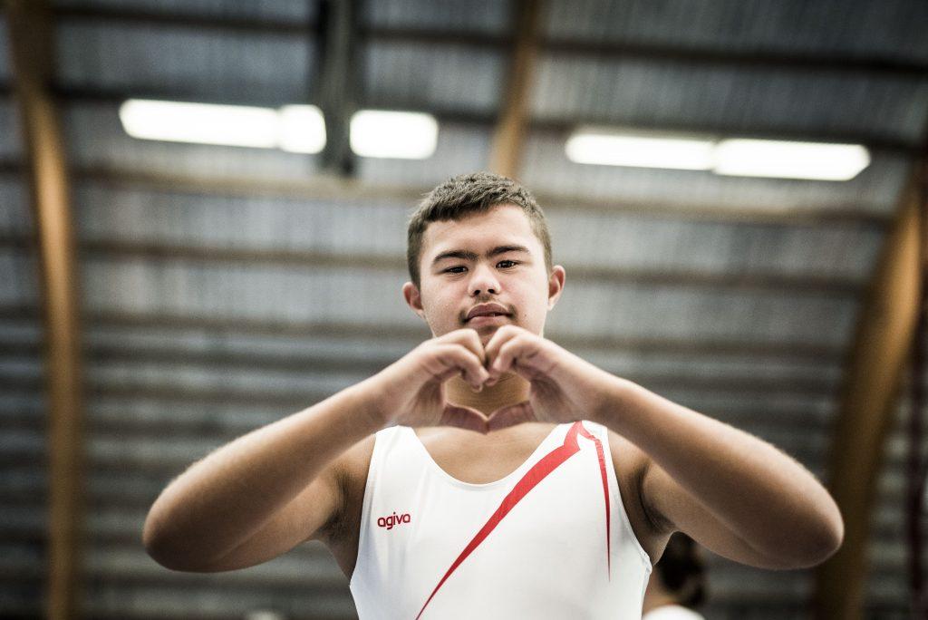 ©GerbrandVanUytvanck Special Olympics Belgium volunteerbox