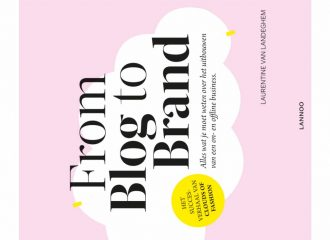 Evi Driesen - BOSS BOOK From Blog to Brand Laurentine Van Landeghem Clouds of Fashion