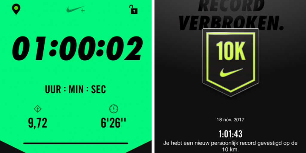 Ten Miles training update 2 - Evi Driesen