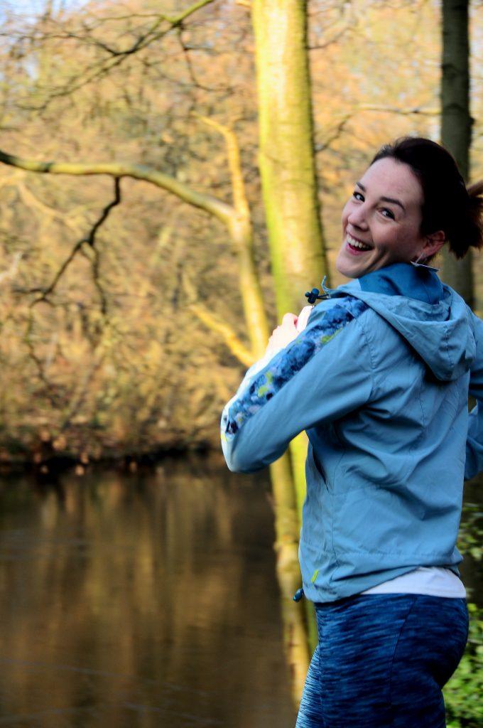 Evi Driesen - Veritas Sport Challenge