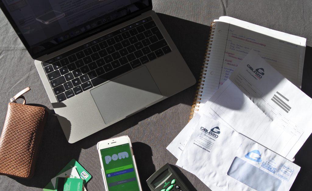 Evi Driesen - eenvoudig facturen betalen met POM