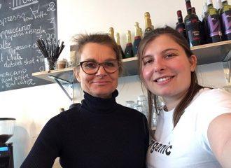 Evi Driesen - Girl Talk, Annouck Minne en Magalie De Bruyne van Hygge in Berchem