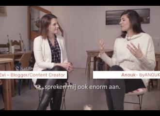 Evi Driesen - Interview Anouk Taeymans voor Unizo Online startersdag
