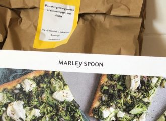 Marley Spoon getest - Evi Driesen