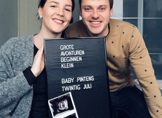 Baby aankondiging