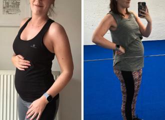 Sporten tijdens mijn zwangerschap - Evi Driesen